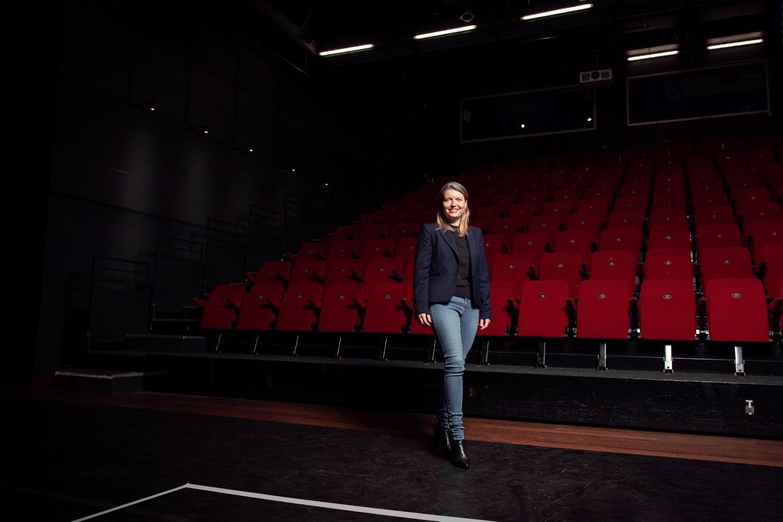 Programmeur Julie Vegter - Theater Bellevue